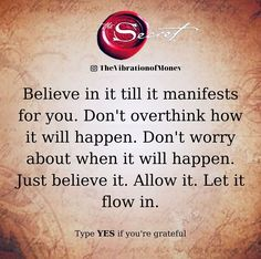 Manifestation Law Of Attraction, Law Of Attraction Affirmations, Secret Law Of Attraction, Law Of Attraction Quotes, Secret Quotes, The Secret Book, The Secret Check, Mind Tricks, How To Manifest