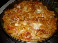 parmigiana di pasta e melanzane