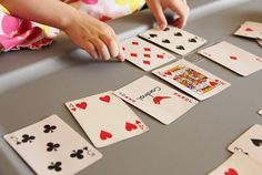 Pins 2 pin playing trash a fun kids card game 4 little fergusons picture to Fun Card Games, Card Games For Kids, Playing Card Games, Kids Cards, Kids Playing, Family Game Night, Family Games, Group Games, Casino Games