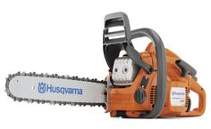 Power Chain Saws - Husqvarna 440E 16Inch 409cc 2Stroke XTorq Gas Powered Chain Saw >>> More info could be found at the image url. (This is an Amazon affiliate link)