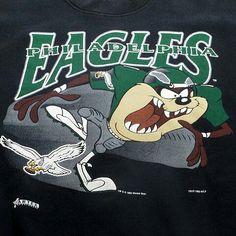 Philadelphia Eagles LB Taz  #LooneyTunes