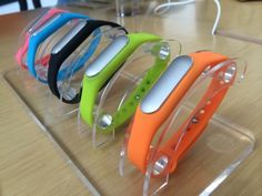 Hands on with Xiaomi's $13 fitness band- Might have to try one of these out