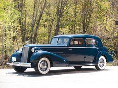cadillac v16   Cadillac V16 Town Sedan by Fleetwood (5733S) '1936
