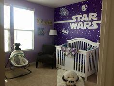 Post with 0 votes and 7554 views. Geek Nursery, Galaxy Nursery, Boy Nursery Themes, Baby Boy Themes, Baby Boy Rooms, Baby Boy Nurseries, Baby Room, Nursery Ideas, Nursery Boy
