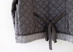 라르니에 정원 LARNIE Vintage&Zakka Clothing Boxes, Monogram, Michael Kors, Sewing, Pattern, How To Wear, Bags, Clothes, Fashion