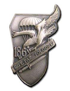 "186° Reggimento Paracadutisti ""Folgore"""