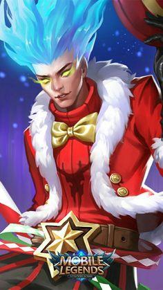 "Mobile legends - Gord ""Christmas Cheer"""