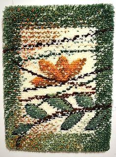 Ylä-Savon käsi- ja taideteollisuus ry: Moderni mallisto Rya Rug, Handicraft, Bohemian Rug, Needlework, Art Deco, Tapestry, Rugs, Design, Decor