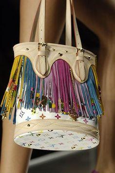 Louis Vuitton Spring 2006 Ready-to-Wear Fashion Show Details