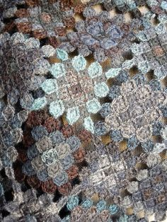 """""""Bazar"""" merino scarf 