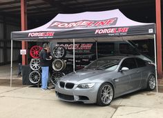 Not a bad way to spend a Saturday? Props and a huge thanks to our friends at #WeaponX Motorsports for hosting their annual Spring Dyno Day and inviting us to participate! We had a great time touring their impressive facility, meeting a great bunch of enthusiasts, and spinning the rollers with (Forgeline sales manager) Steve Schardt's E92 #M3 on #Forgeline one piece forged #monoblock #GA1R wheels! #BMW