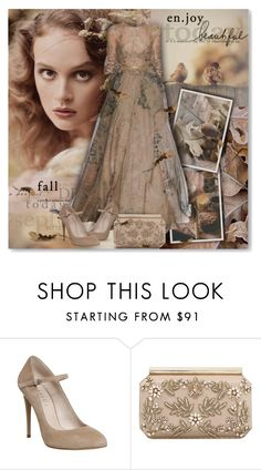"""""""Week Of Encouragement Contest"""" by lastchance ❤ liked on Polyvore featuring Elie Saab, Office, Oscar de la Renta, Fall, art, autumn and lastchance"""