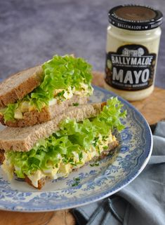 There are some things that evoke the taste of childhood and for us, egg mayonnaise is one of them. The addition of Ballymaloe Original Relish gives a nice twist to this favourite.  #mayonnaise #egg #sandwich #relish #irish #ballymaloe #snack #mayo Mayonnaise Sandwich, Egg Mayonnaise, Perfect Eggs, Irish, Sandwiches, Childhood, Snacks, Nice, Recipes