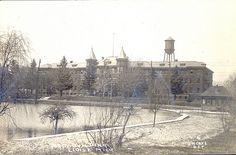 Eloise, Michigan, Insane Asylum and Poorhouse: