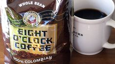 Best affordable coffee. Our family loves this coffee. We've tried all of the expensive roasts and always go back to the Colombian blend 8 o'clock coffee.