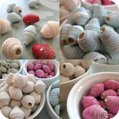 Paper Beads: Quick, Easy & Low Cost. But Don't Underestimate the Results: Make Paper Beads from Wallpaper