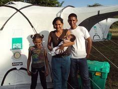 #HappyFamily #NewStart #ShelterBox #DisasterRelief #ShelterWarmthDignity