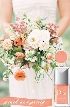 24 Summer Wedding Bouquet Ideas >> Summer are lucky to have the most beautiful flowers in season for their bouquet. Whichever summer wedding bouquet you choose, be sure your it reflects your personality. See more wedding bouquet ideas . Country Wedding Bouquets, Boho Wedding Bouquet, Spring Wedding Bouquets, Rustic Boho Wedding, Floral Wedding, Wedding Colors, Spring Bouquet, Wildflower Wedding Bouquets, Spring Weddings