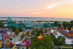 Cedar Point - Ohio's Shores and Islands