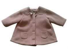 baby Dior coat. Sweet and Chic all at the same time, lovely.. :))