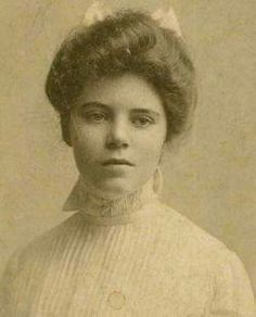 "Alice Paul - She went on a hunger strike where she was force fed raw eggs (down her nose) until she vomited blood. She was then put into a sanitorium with the hopes of being declared insane. Her doctor's reply said, ""Courage in women is often mistaken for insanity."" Suffrage passed 3 years later - we need to readjust our definition of ‪#‎HERO‬."