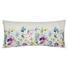 Buy bluebellgray Petite Christine Cushion Online at johnlewis.com