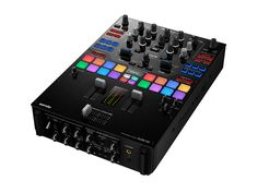 A two-channel battle mixer from Pioneer DJ for Serato DJ Pro. Serato Dj, Pioneer Dj, Dj Gear, Best Dj, Dj Equipment, The Dj, Set You Free, Music Mix, Mixers