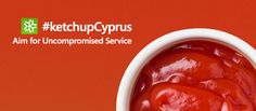 #ketchupCyprus Cyprus Call for Awesomeness