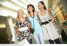 Nothing like shopping & having fun w my girls! ..