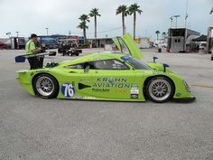 Krohn Racing Daytona Prototype at Daytona, Grand Am Racing