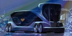 Concept cars and trucks: Vehicle concepts by Albert Yu