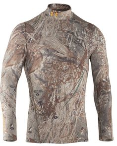 Under Armour Men's Evo Scent Control Mock  http://www.countryoutfitter.com/products/47803-mens-evo-scent-control-mock