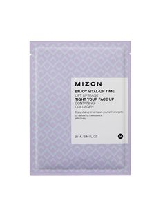 Mizon | Enjoy Vital-Up Time – Lift Up Mask to tighten and moisturize your skin. - Improves collagen
