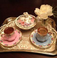 Beautiful, coffee..