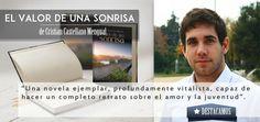 """""""El valor de una sonrisa"""" es la primera novela del psicólogo clínico y escritor Cristian Castellano Mengual. Publicada por Círculo Rojo, esta novela es un alegato de optimismo pero también un retrato fiel de los problemas que conlleva ser joven. Escribe la reseña nuestra compañera Carmen Díez Salvatierra.  http://www.universolamaga.com/el-valor-de-una-sonrisa/"""