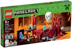 Buy LEGO MINECRAFT The Nether Fortress 2015for R2,269.00