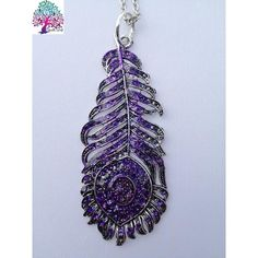 $20.00 Neck Art Pendant Feather by NeckArt on Handmade Australia