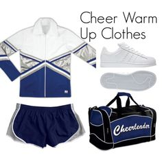 """""""Cheerleading - Warm up"""" by eappah on Polyvore"""