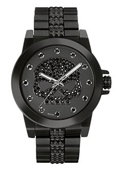 Harley-Davidson Womens Bulova Watch, Crystal Willie G. Skull, Stainless 78L120 Harley-Davidson http://smile.amazon.com/dp/B00OY5CGIQ/ref=cm_sw_r_pi_dp_8UxPub038G4JZ