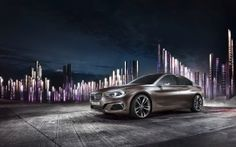 WALLPAPERS HD: BMW Concept Compact Sedan