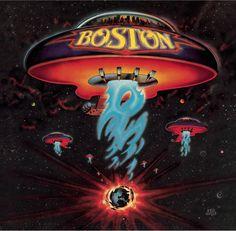"Boston, ""Foreplay / Long Time""   #progrock"