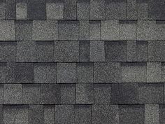 Roof - Owens Corning Oakridge Estate Gray w/ Charcoal Metal Roof Exterior Design, Interior And Exterior, Roof Replacement Cost, Asphalt Shingles, Roofing Shingles, Roof Coating, Energy Efficient Homes, Corrugated Metal, Metal Roof