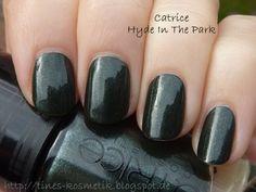 Nail Polishes, Nails, Dark Beauty, Hyde, Tweed, Park, Check, Finger Nails, Ongles