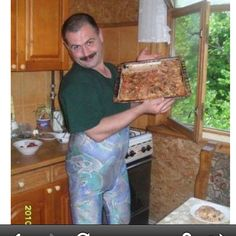 """""""These are my fancy casserole making pants..."""""""