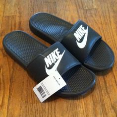 1 DAY SALE! New Nike sandles New Nike sandles. Mens  size 15 Nike Shoes Sandals