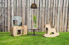 Kartoons cardboard furniture www. Cardboard Furniture, Beautiful Buildings, House, Golf, Design, Ideas, Card Stock, Home, Haus