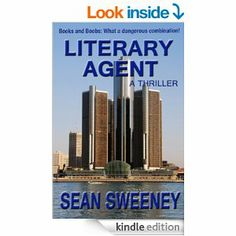 Amazon.com: Literary Agent: A Thriller (Jaclyn Johnson, a.k.a. Snapshot) eBook: Sean Sweeney: Kindle Store