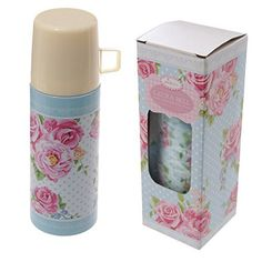 Stainless Steel Floral Chintz Design Flask Each of our fun flasks is made from stainless steel and holds of liquid, perfect for lunch b Mug Cup, Dinnerware, Tea Pots, How To Find Out, Stainless Steel, Mugs, Tableware, Floral, Gifts