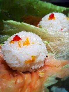 Sushi Peaches
