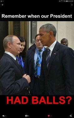 President Obama we miss you!!